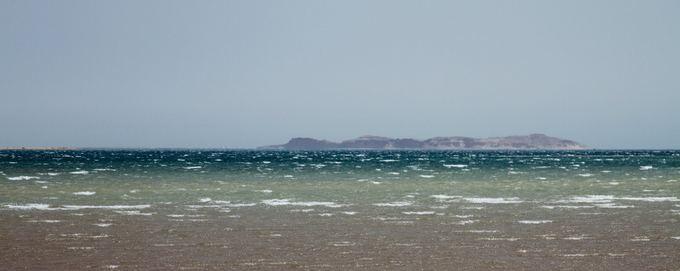 Evelinos ir Karolio nuotr./Raudonoji jūra