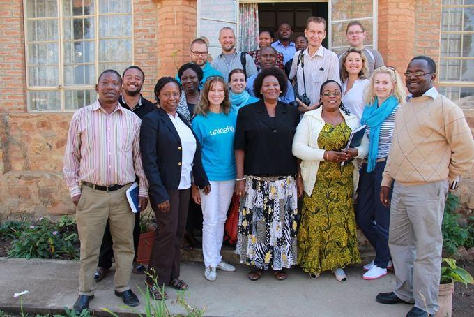 UNICEF nuotr./UNICEF misija Tanzanijoje