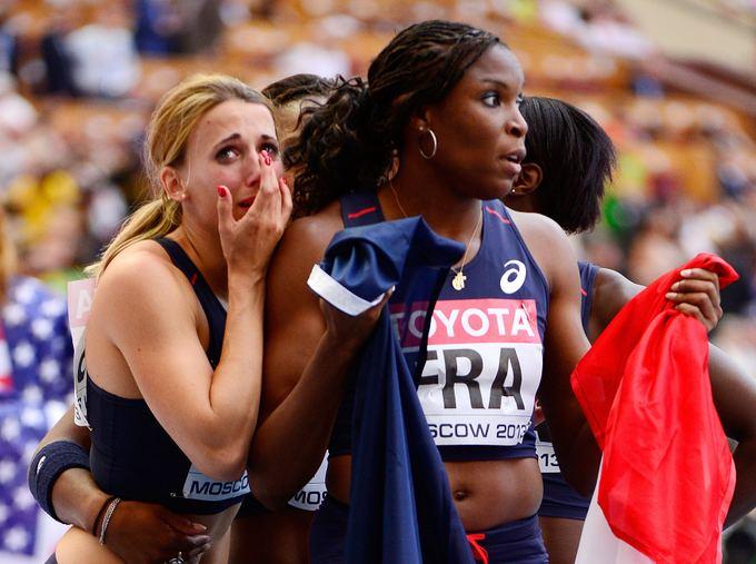 Prancūzijos bėgikės