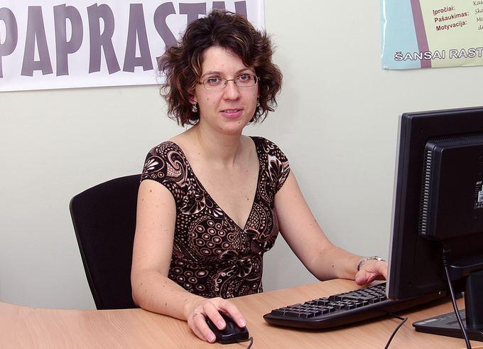 Рита Каравайтене