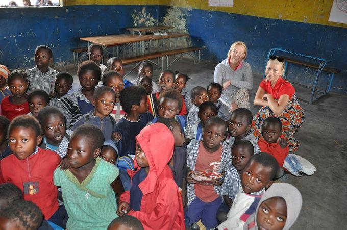 LNK nuotr./Giedrė Talmantienė Zambijoje