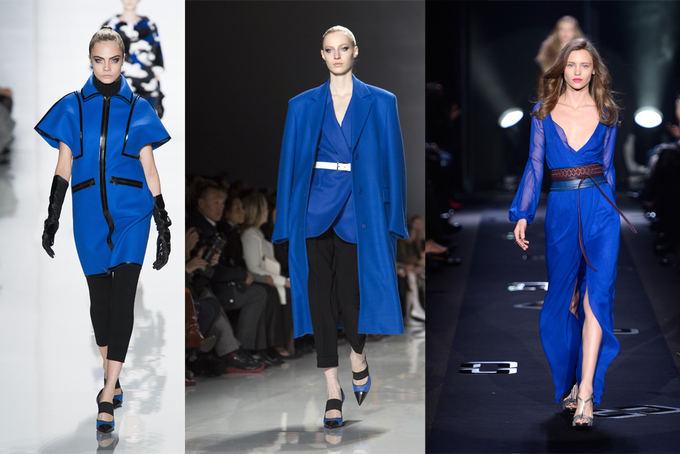 """""""Scanpix"""" nuotr./Iš kairės: Michael Kors modeliai, dešinėje: Diane von Furstenberg kolekcija. Niujorko mados savaitė."""