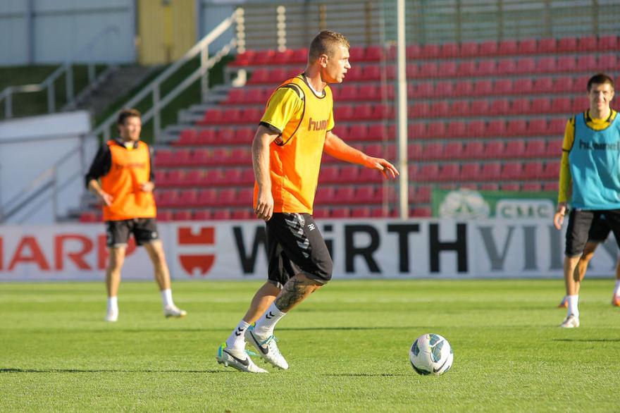 V.Knyzelio/LFF.lt nuotr./Kęstutis Ivaškevičius