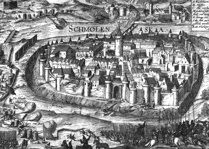 Smolensko apgultis 1611 metais