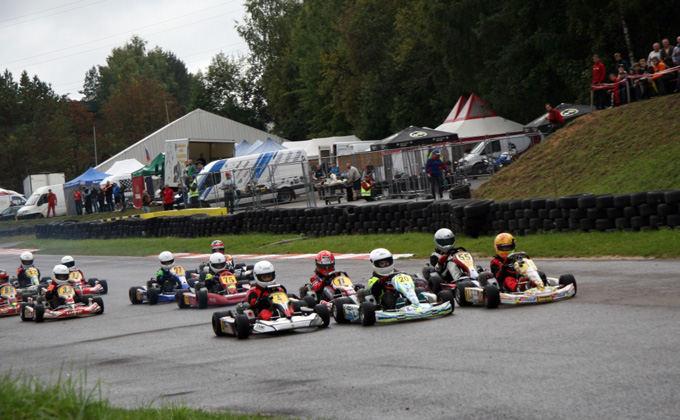 Rkv-racing nuotr./Lietuvos kartingo čempionato lenktynės