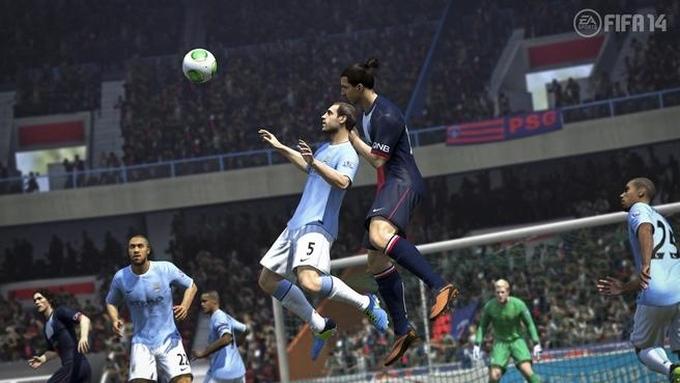 """Žaidimas """"FIFA 14"""""""