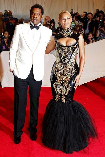 Beyonce ir Jay-Z – 95 mln. JAV dolerių
