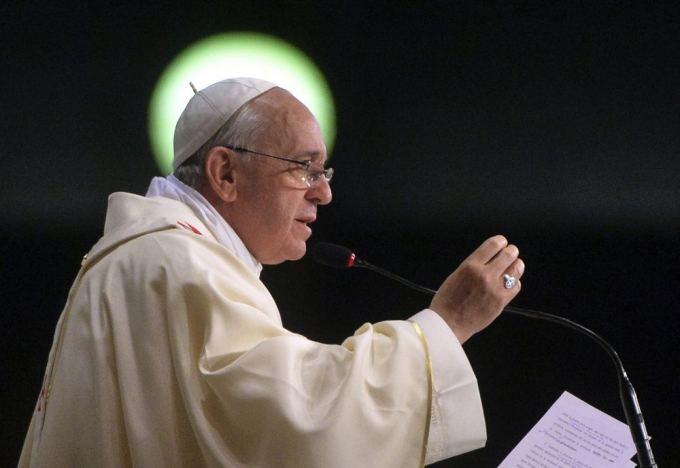 Popiežius Pranciakus