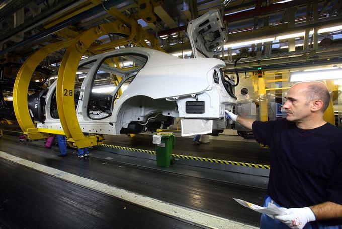 Mindaugo Gražio nuotr./BMW automobilių gamykla Miunchene