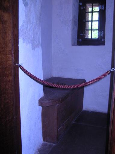 Kryžiuočių didžiojo magistro tualetas