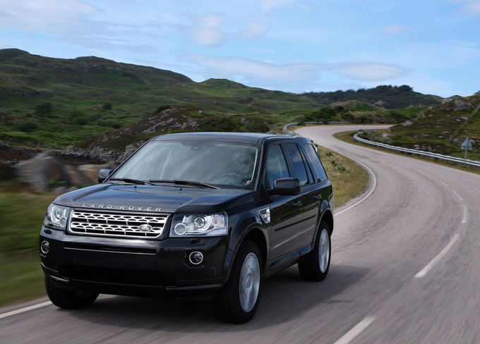 Land Rover nuotr/Land Rover Freelander