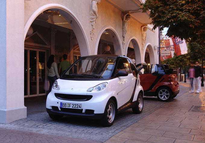 Smart nuotr./Smart ForTwo