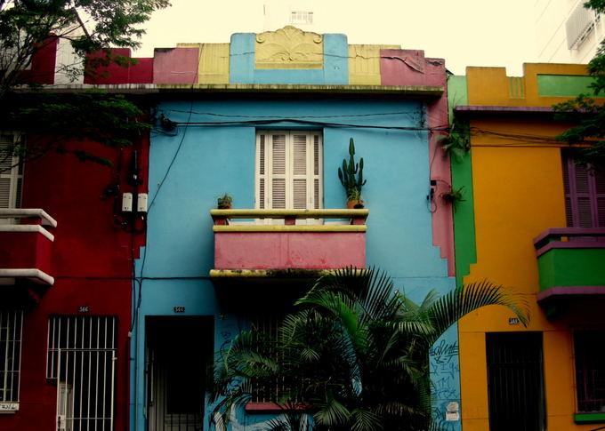 A.Baranauskaitės nuotr./Kažkur San Paulo labirintuose
