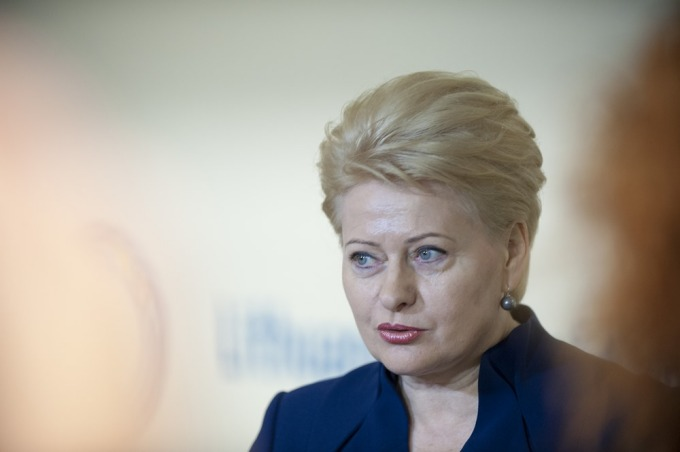 BFL/Butauto Barausko nuotr./Dalia Grybauskaitė