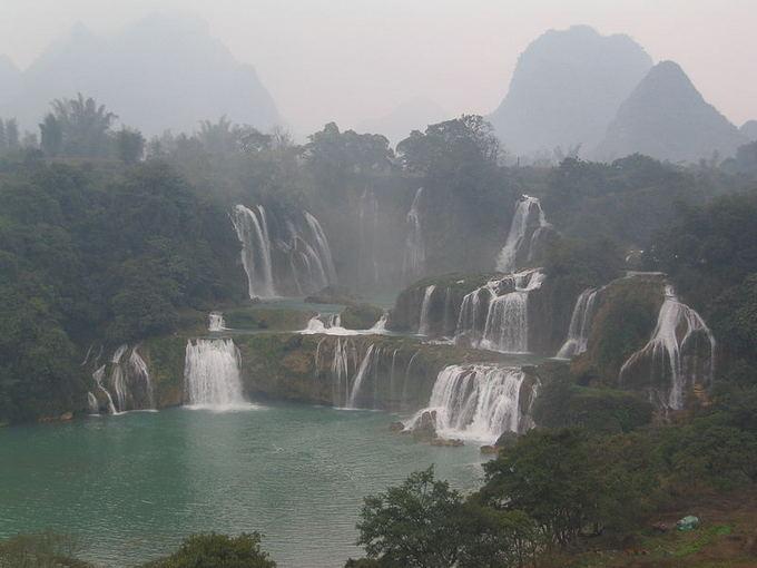Wikimedia.org nuotr./10 gražiausių ir įspūdingiausių pasaulio krioklių