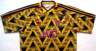 "sport.es nuotr./1990-1991 m. Londono ""Arsenal"""