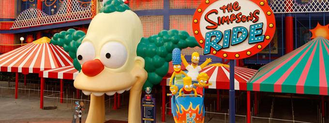 Universalorlando.com nuotr./Floridoje sukurtas realus Springfieldas ia Simpsonų