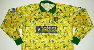 """sport.es nuotr./1992 m. """"Norwich City"""""""