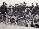 flickr.com nuotr./Artileristai ties Seinais