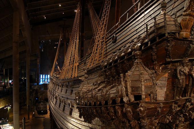 Fotolia nuotr. / Vazų muziejus Stokholme