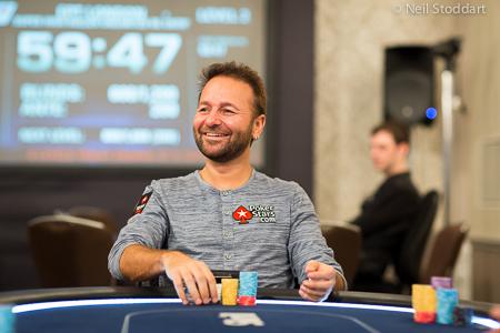 PokerStarsblog.com nuotr./Danielis Negreanu