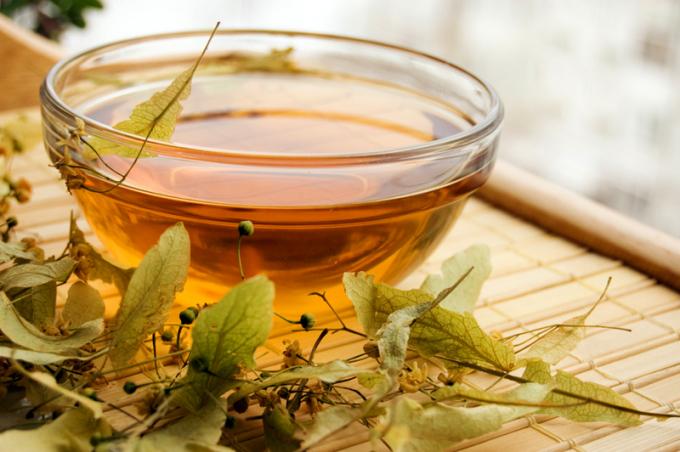 Shutterstock nuotr./Liepžiedžių arbata