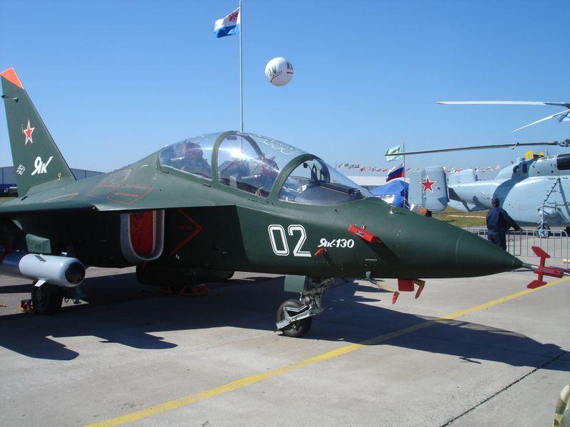 Mokomasis orlaivis Jak-130