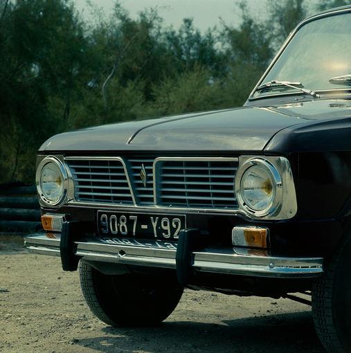 """Renault"" nuotr. /1968 m. ""Renault 6"""