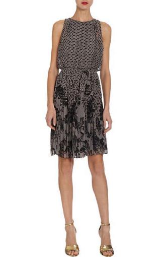 Diane von Furstenberg suknelė iš barneys.com.