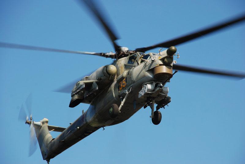 Sraigtasparnis Mi-28N