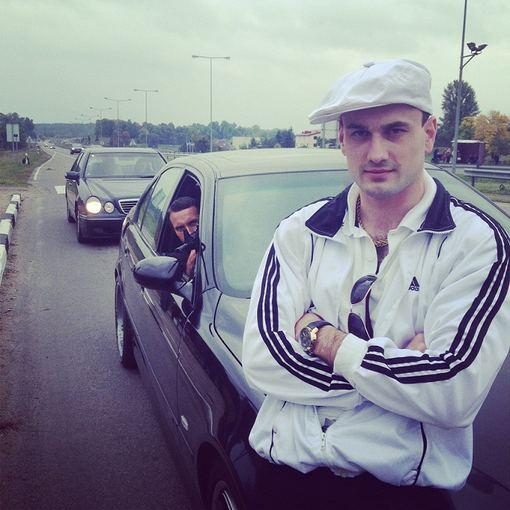 TV3 nuotr./Remigijų Daškevičių–Daškę vaidinantis aktorius