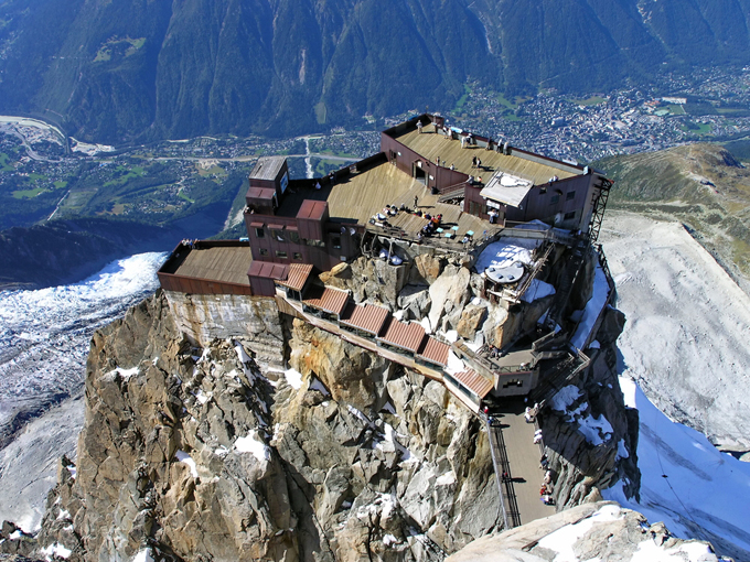 Monblano Šamoni slidinėjimo kurortas