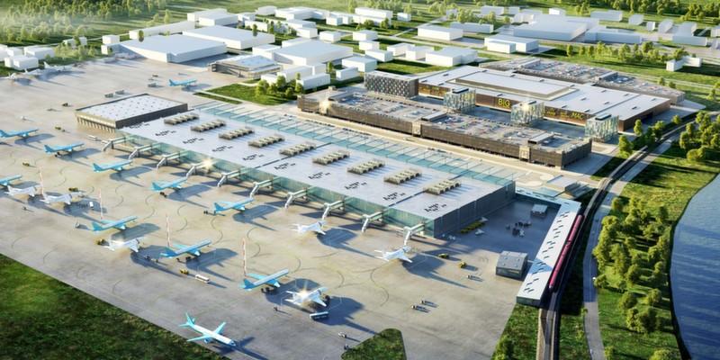 Ramenskoe oro uosto vystymas