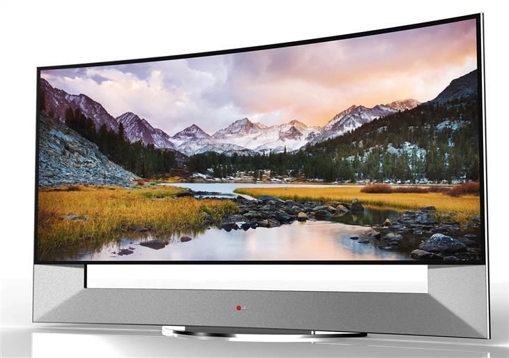 LG televizorius
