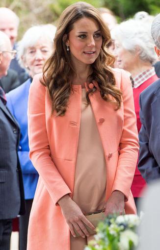 Catherine lankosi Vinčesteryje, Didžiojoje Britanijoje.