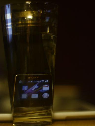 Išmanusis laikrodis Sony Smartwatch 2
