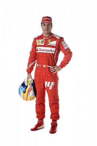 """Ferrari"" nuotr./Fernando Alonso"