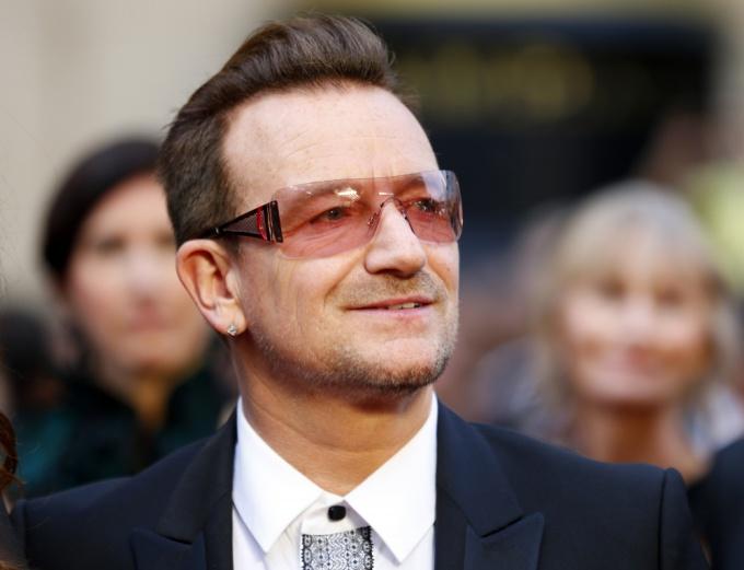 """""""Reuters""""/""""Scanpix"""" nuotr./Bono"""