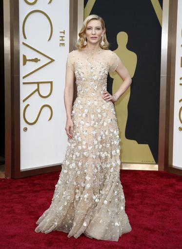 """Reuters""/""Scanpix"" nuotr./Nominantė Cate Blanchett"