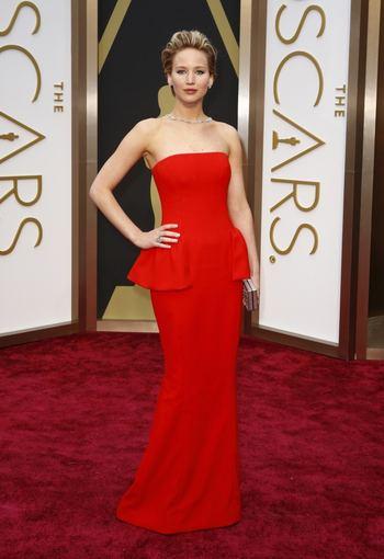 """""""Reuters""""/""""Scanpix"""" nuotr./Nominantė Jennifer Lawrence"""