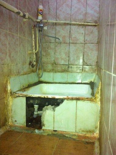 http://lj-editors.livejournal.com nuotr./Riazanės ligoninės vonia