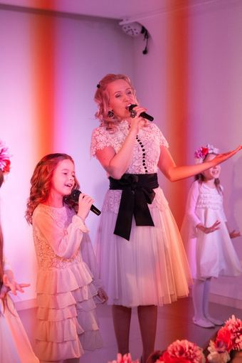 LNK nuotr./Atlanta su dukra Saule