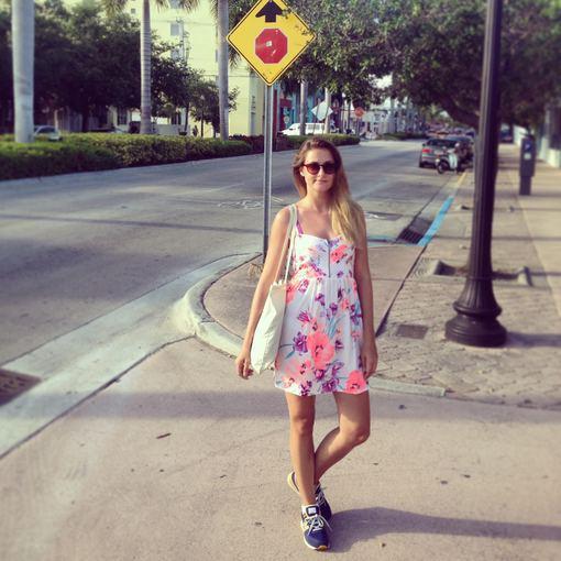 Asmeninio albumo nuotr./Majamis, South Beach