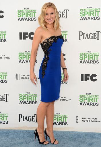 """AFP/""""Scanpix"""" nuotr./Kristen Bell"""
