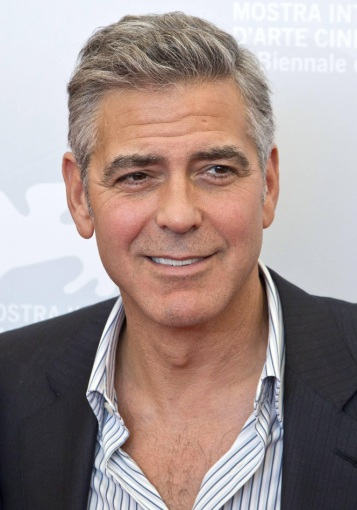 """Scanpix""/""Sipa Press"" nuotr./George'as Clooney"