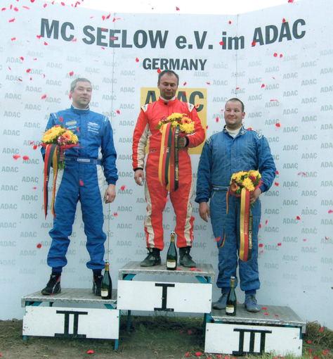 Komandos nuotr./Paulius Pleskovas laimėjo antrą vietą
