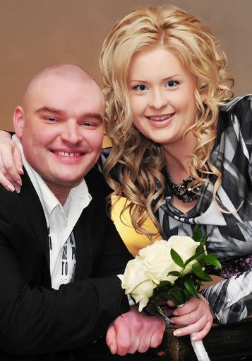 BFL/Algirdo Kubaičio nuotr./Ramūnas Vyšniauskas su žmona Inese