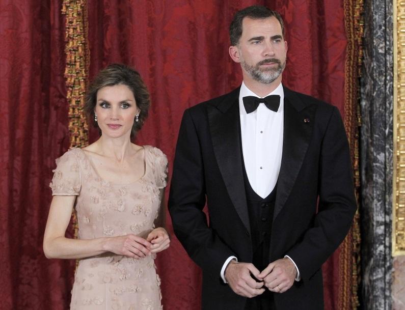 Būsimieji Ispanijos karaliai: princesė Letizia ir princas Felipe