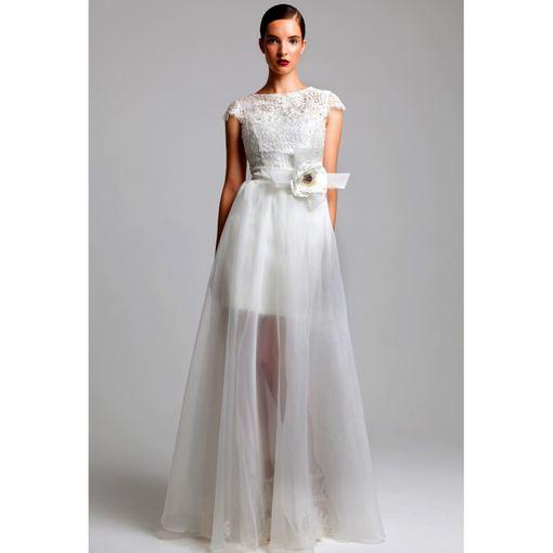 """""""Le Rina"""" nuotr./Brigitos pasirinkta suknelė"""
