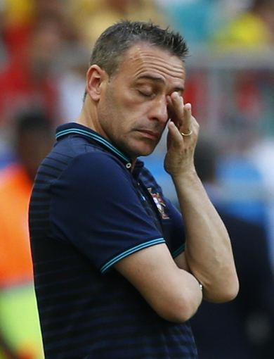 """""""Reuters""""/""""Scanpix"""" nuotr./Portugalijos futbolo rinktinės treneris Paulo Bento"""